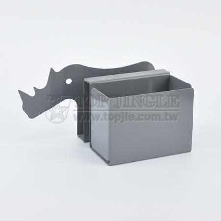 Rhinoceros Desk Pencil Container