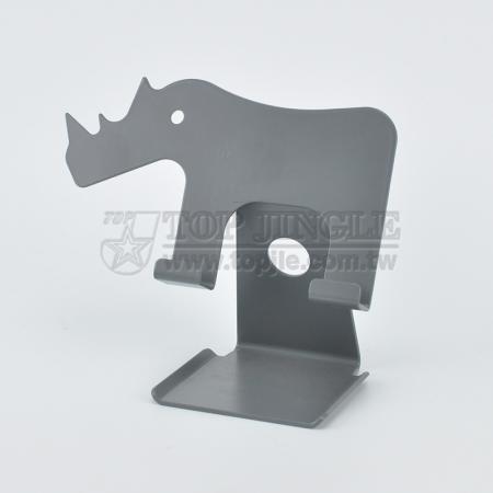 Rhinoceros Phone Stand