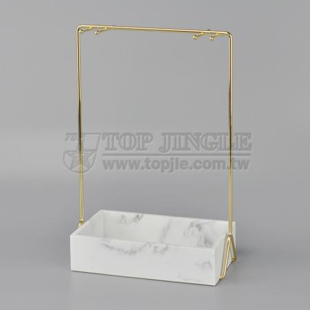 Rectangle Hanging Jewelry Stand