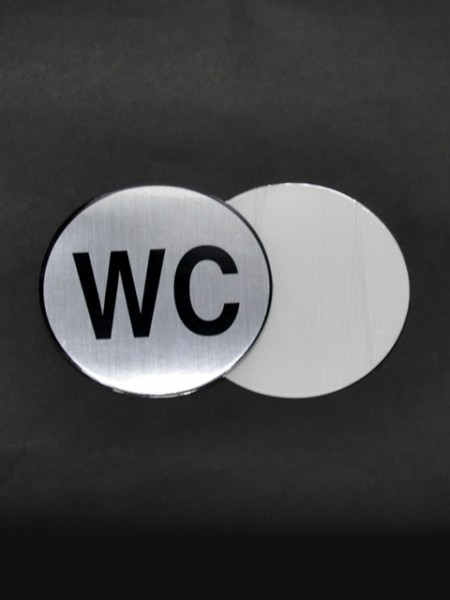 WC Pattern Placard