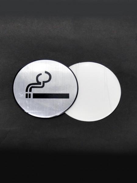 Smoking Area Placard