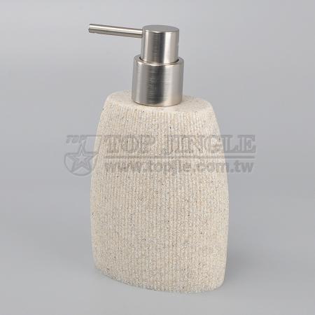 Sand Finish Soap Dispenser