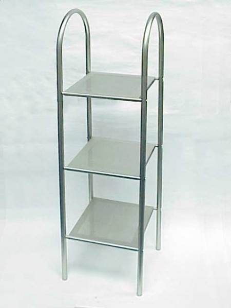 3 Tier Metal Shelf