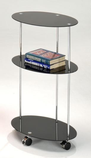 Oval Shelf Trolley