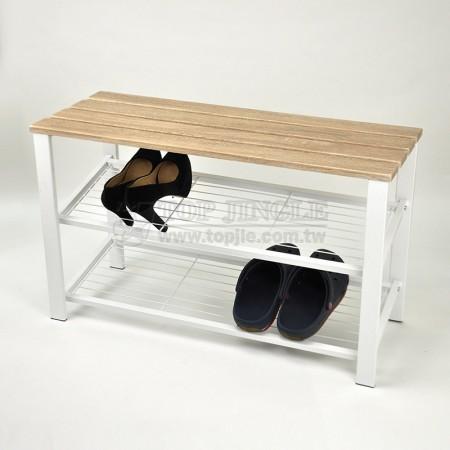 2-tier Shoes Rack