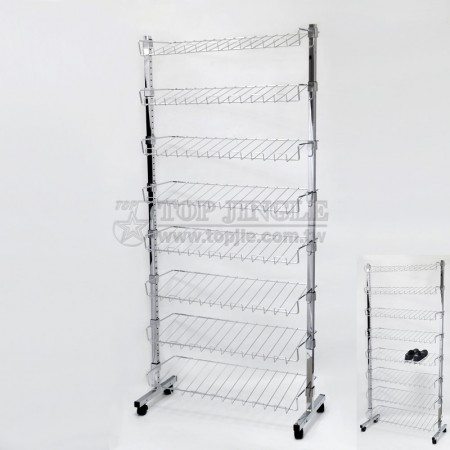 8 Tier Shoe Rack