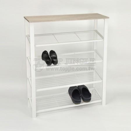 4-tier Shoes Rack