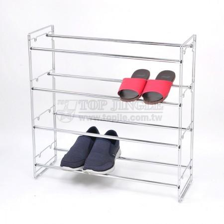 4-х уровневая стойка для обуви