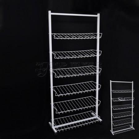 6 Tier Shoe Shelf