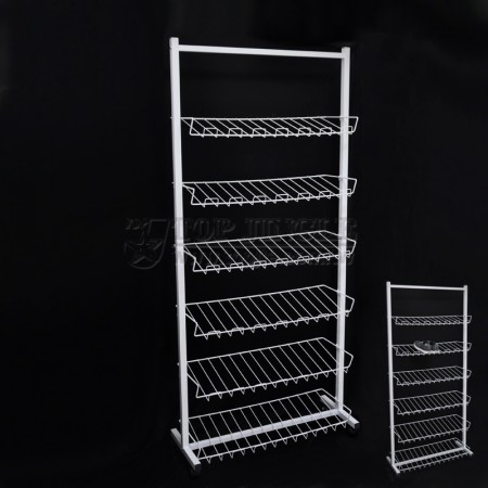 6 Tier Shoe Shelf