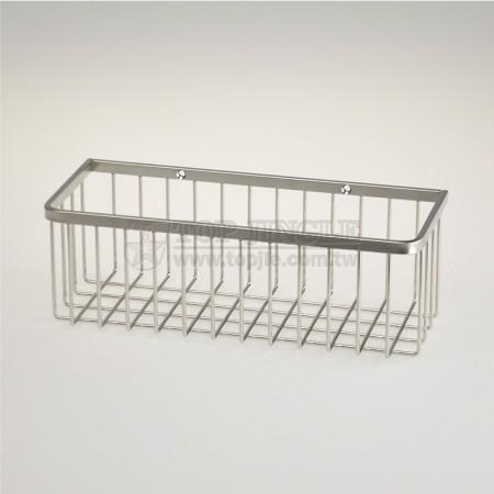 Stainless Steel Bathroom Basket