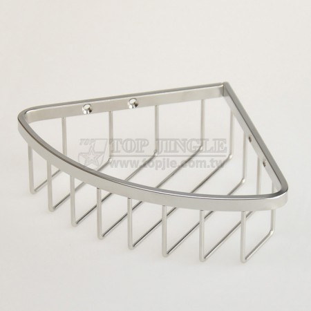 Stainless Steel Corner Caddy