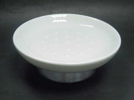 Round Shaped Soap Dish
