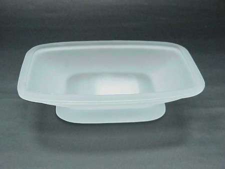 Square Shape Soap Dish