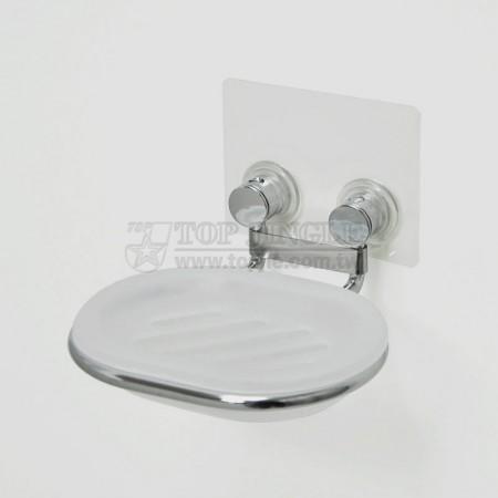 Sticker Soap Dish Rack