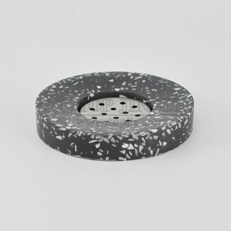 Gravel Design Soap Dish