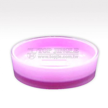 Cylinder Shape Soap Dish