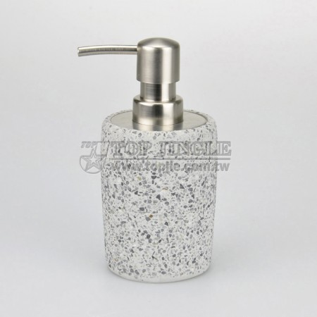 Cement Soap Dispenser