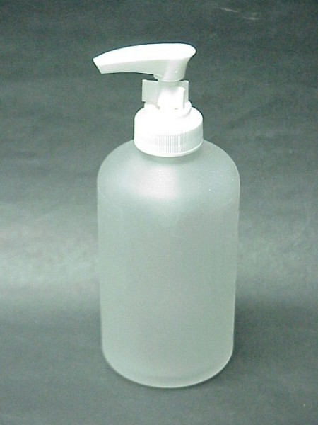 Cylinder Shape Soap Dispenser