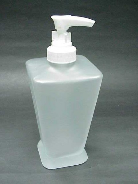 Square Shape Soap Dispenser