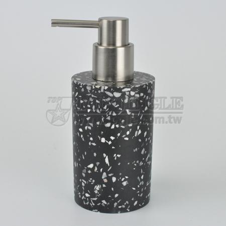 Gravel Design Soap Dispenser