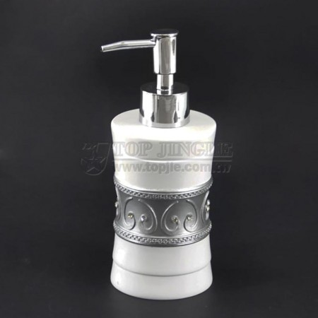 Waistline Shaped Soap Dispenser