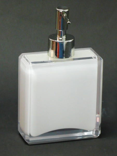 Rectangle Shaped Soap Dispenser
