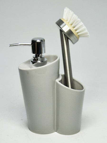 Fırçalı Sabunluk