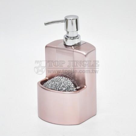 Дозатор мыла с кисточкой