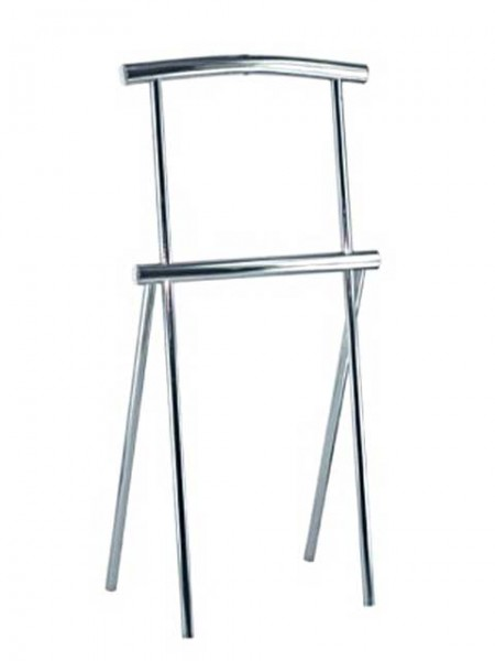 Metal Tube Suit Stand
