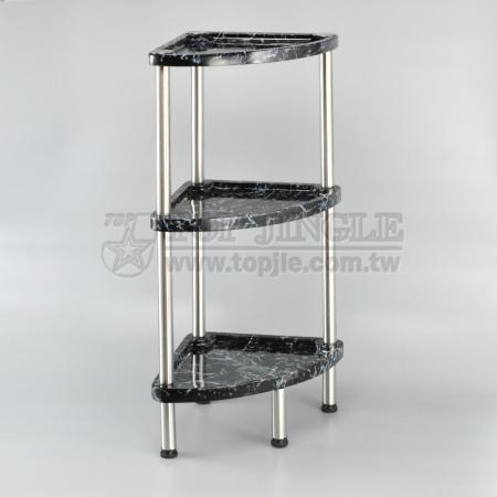 3-Tier Marble Shelf