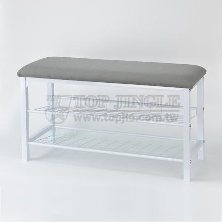 Shoes Rack with Stool