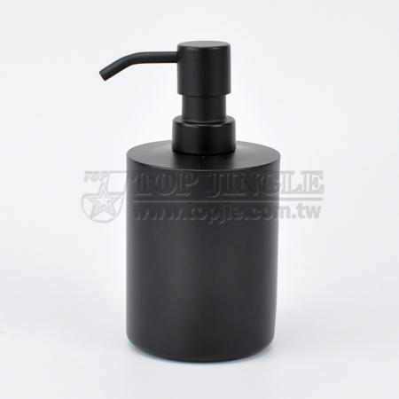 Stainless Steel Soap Dispenser with Plastic Pump