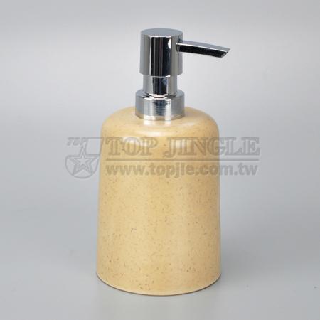 Дозатор мыла в форме цилиндра