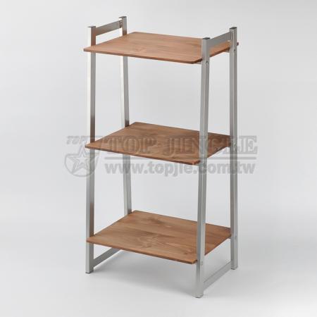 3-х уровневая стеллаж для хранения в ванной
