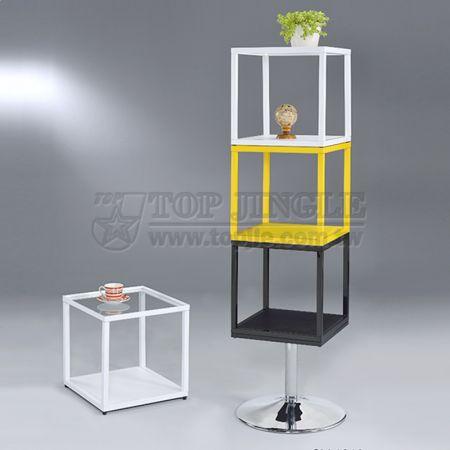 3-х уровневая стеллаж для хранения
