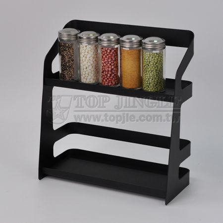 2-tiers Storage Rack