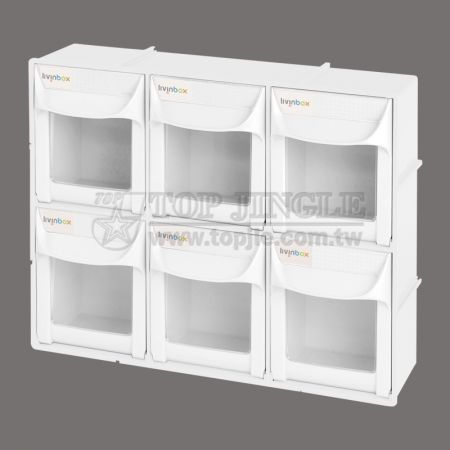 6-Grid Storage Box