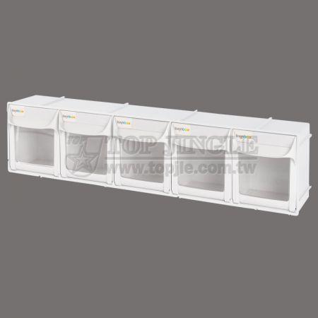 5-Grid Storage Shelf