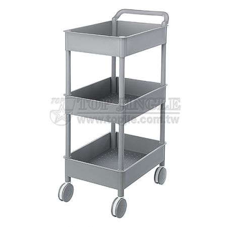 3-Tier Storage Trolley