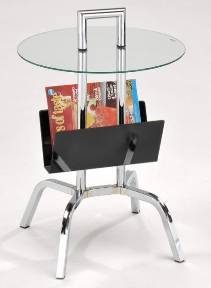 Magazine Rack Table