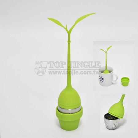 Листья Дизайн Чайный Фильтр