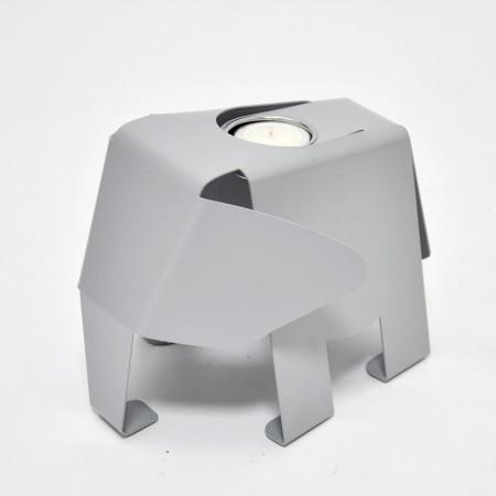 Elephant Shape Tealight Holder