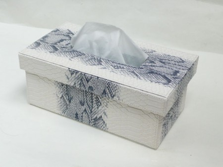 Imitate Leather Tissue Box