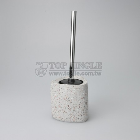 Cement Toilet Brush Holder