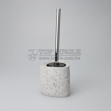 Цементный держатель для туалетной щетки