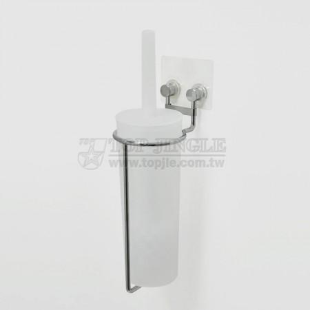Sticker Toilet Brush Holder