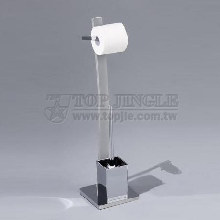 Curve Shape Toilet Butler