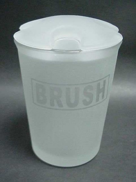 Cylinder Shape Toothbrush Holder