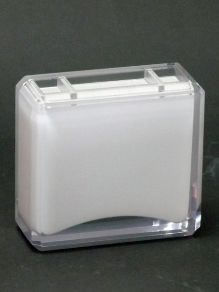 Rectangle Toothbrush Holder